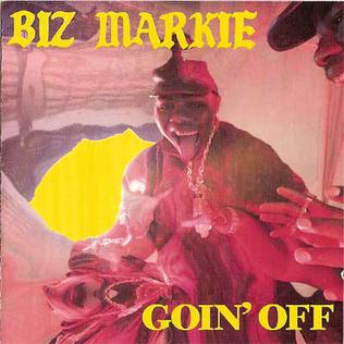 <i>Goin Off</i> 1988 studio album by Biz Markie