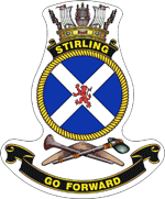 HMAS <i>Stirling</i> airport in Australia