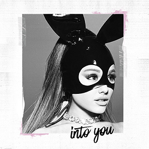 into you ariana grande的圖片搜尋結果
