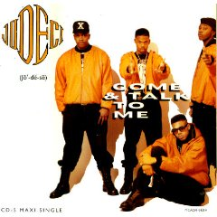 Come and Talk to Me 1992 single by Jodeci
