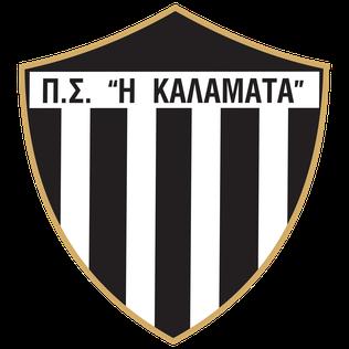 Kalamata F.C. football club in Greece