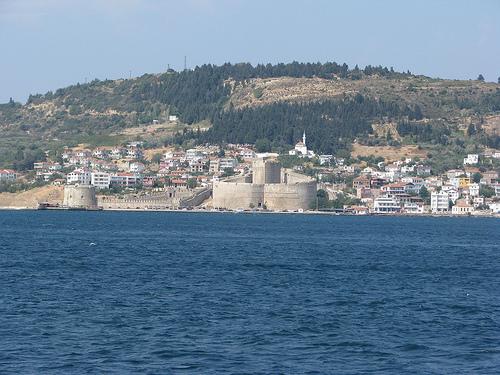 Kilitbahir Castle - Wikipedia
