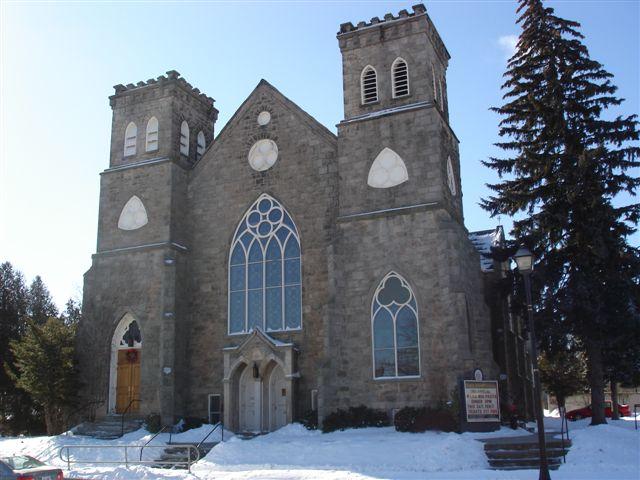 knox presbyterian church  georgetown  ontario