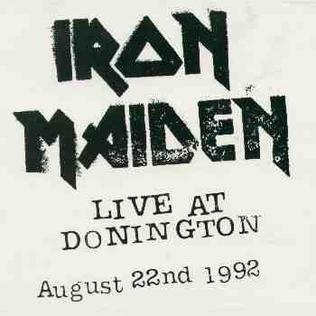1993 live album & video by Iron Maiden