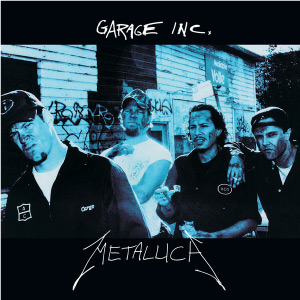<i>Garage Inc.</i> 1998 compilation album of cover songs by Metallica