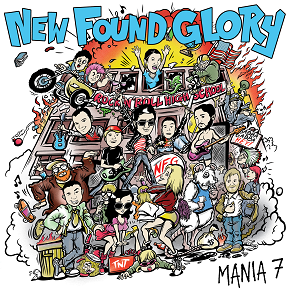 <i>Mania</i> (EP) 2013 EP by New Found Glory