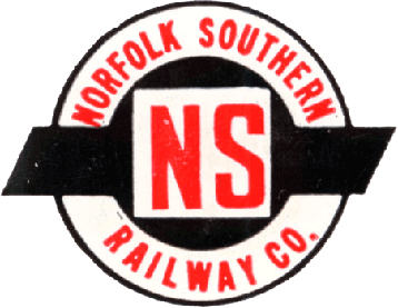 Old Norfolk Southern Logos