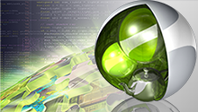 OptiX ray tracing API