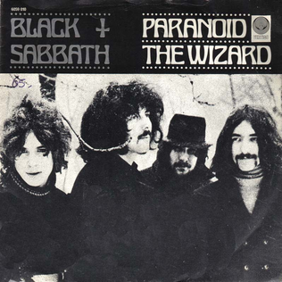 The Wizard (Black Sabbath song) song by Black Sabbath