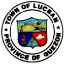 Official Seal of the Province of Lucban Quezon