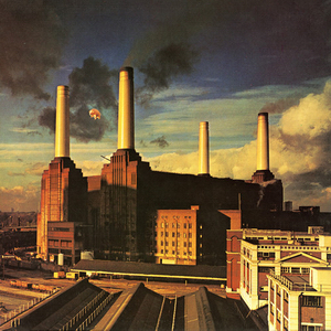 Image result for pink floyd animals