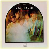 "RARE EARTH in 1969, as depicted on the cover of their album "" Get ..."