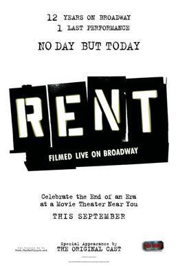 Rent: Filmed Live on Broadway - Wikipedia