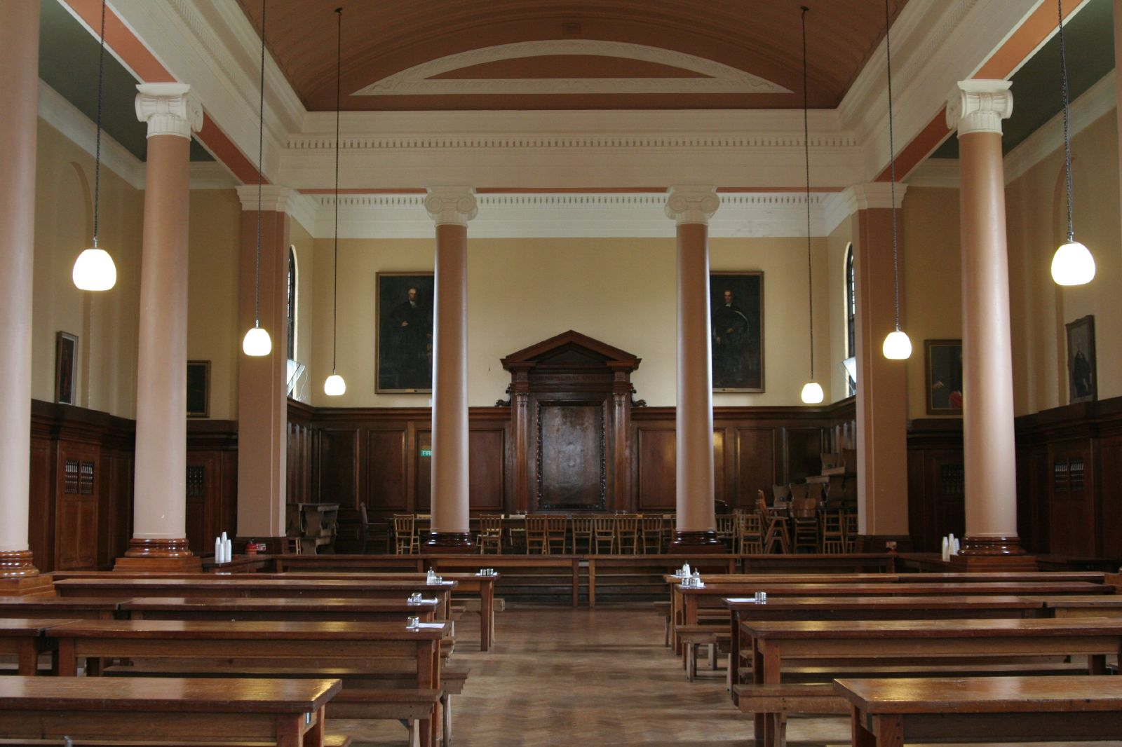 Rossall school wiki everipedia for House dining hall images