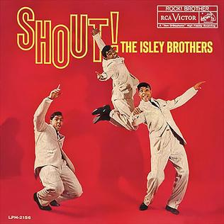 Shout! artwork