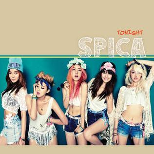 Tonight (Spica song) 2013 single by Spica