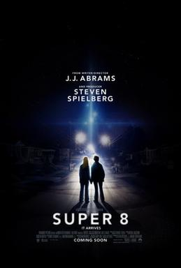 Super 8 (2011) movie poster