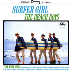 <i>Surfer Girl</i> 1963 studio album by The Beach Boys