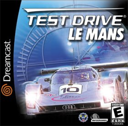 <i>Le Mans 24 Hours</i> (video game) racing video game by Infogrames