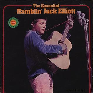 Ramblin' Jack Elliott - I Stand Alone