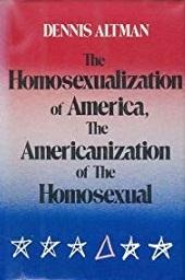Homosexualization