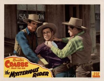 The Mysterious Rider 1942 Film Wikipedia