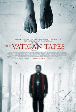 Vatikano įrašai / The Vatican Tapes (2015) online