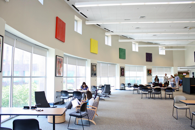 FileUTSA Libraries Downtown Library
