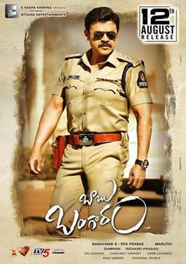 Revolver Raja (Babu Bangaram) 2017 Hindi Dubbed 700MB HDRip Download