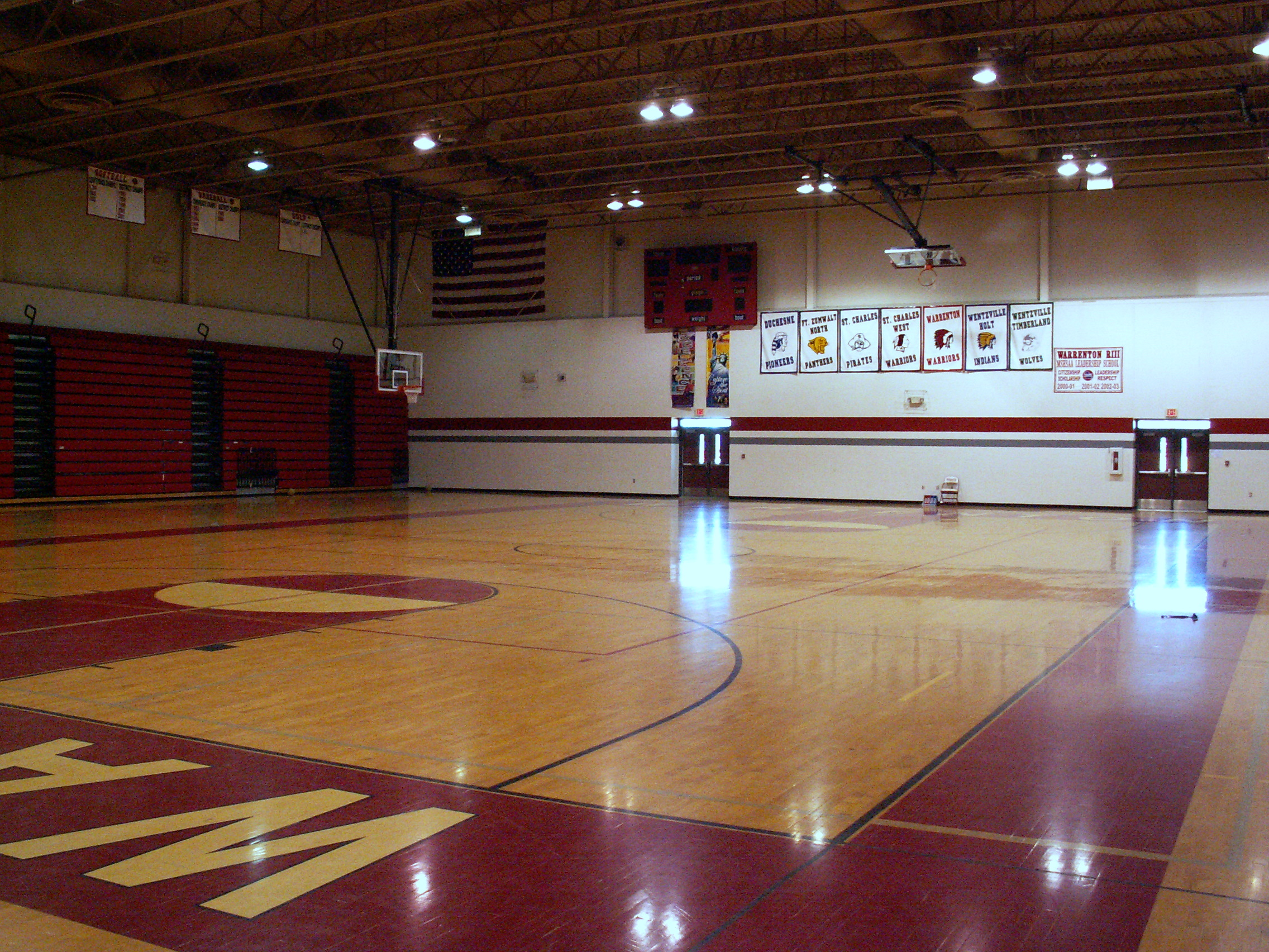 North Miami Beach High School Gym