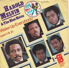 Wake Up Everybody (song) 1975 single by Harold Melvin & the Blue Notes