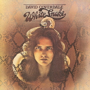<i>White Snake</i> (album) 1977 studio album by David Coverdale