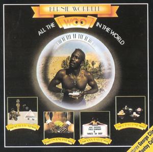 <i>All the Woo in the World</i> 1978 studio album by Bernie Worrell