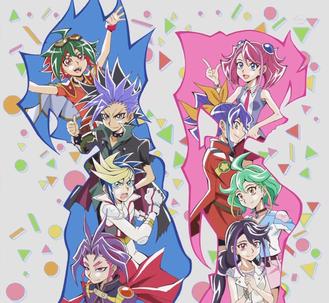 List of Yu-Gi-Oh! Arc-V characters - Wikipedia
