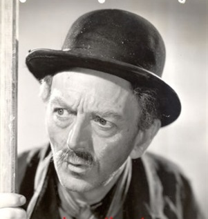 F. J. McCormick Irish actor