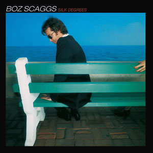 <i>Silk Degrees</i> 1976 studio album by Boz Scaggs