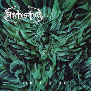 <i>Martyrium</i> (album) 2000 studio album by Antestor