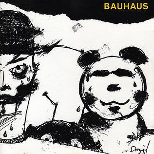 <i>Mask</i> (Bauhaus album) 1981 studio album by Bauhaus