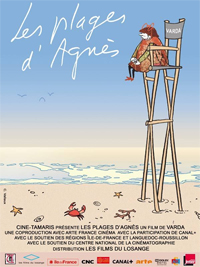 The Beaches of Agnès (2008) movie poster