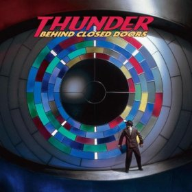 <i>Behind Closed Doors</i> (Thunder album) 1995 studio album by Thunder
