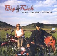 Big and Rich - Wild West cover.png