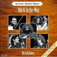 <i>Breakdown</i> (Old & In the Way album) 1997 live album by Old & In the Way