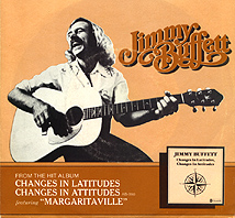 Imagem da capa da música Changes in Latitudes, Changes in Attitudes de Jimmy Buffett
