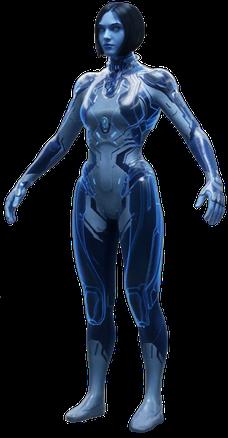 Cortana (Halo) - Wikipedia
