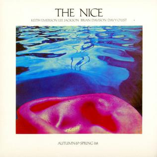 <i>Autumn 67 – Spring 68</i> 1972 compilation album by The Nice