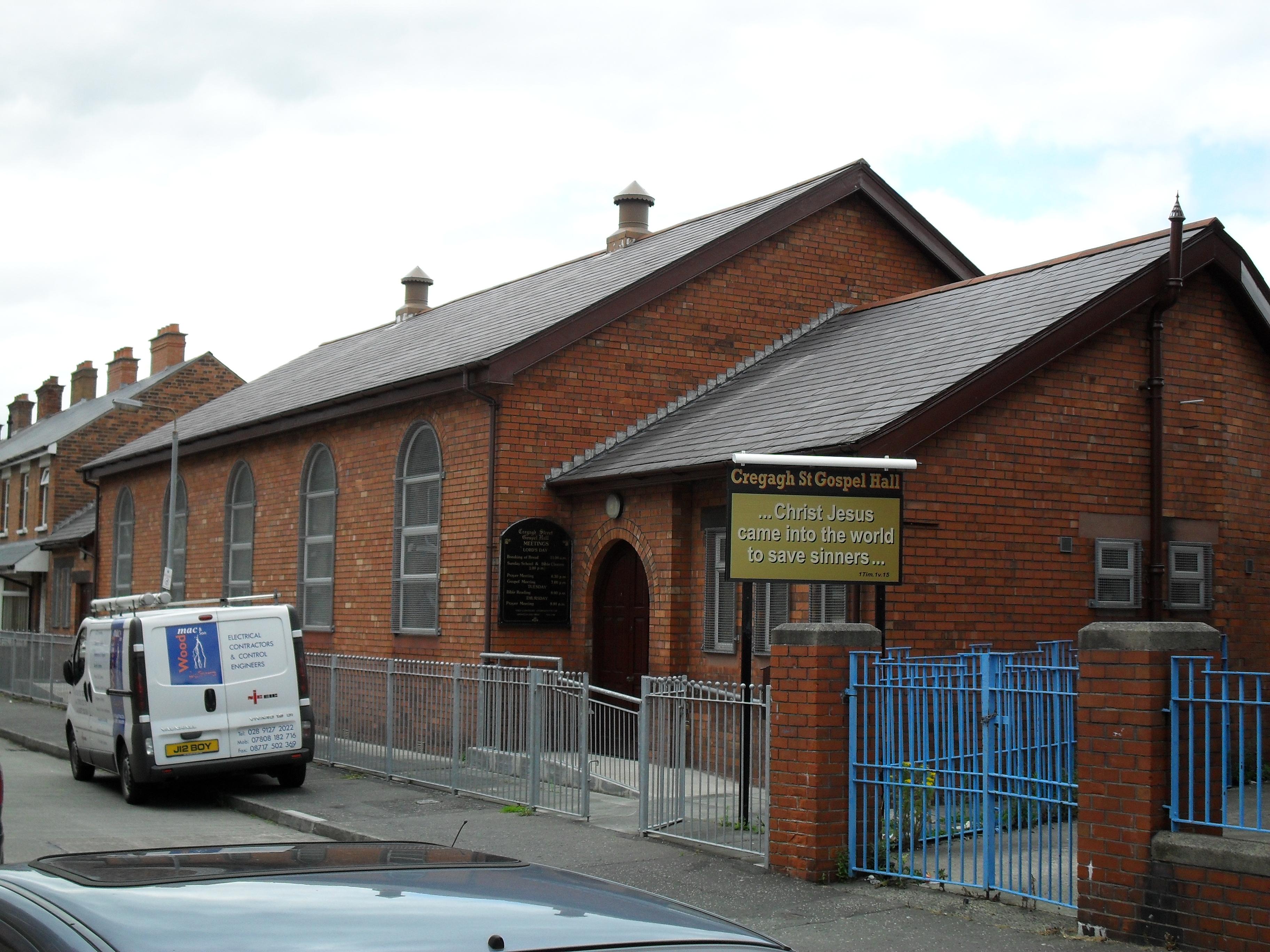 File Cregagh St Gospel Hall JPG Wikipedia