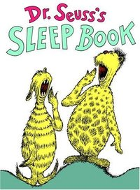 Sleep Book - Dr. Seuss