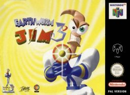 Earthworm Jim 3D - Wikipedia, the free encyclopedia
