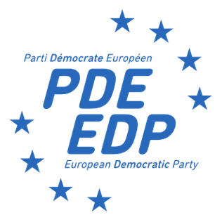 European Democratic Party logo.png