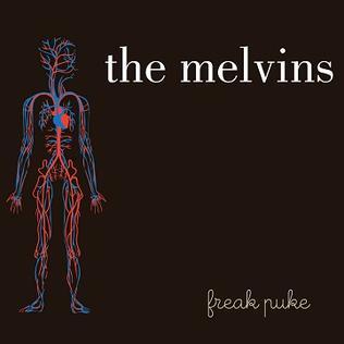 <i>Freak Puke</i> 2012 studio album by Melvins Lite